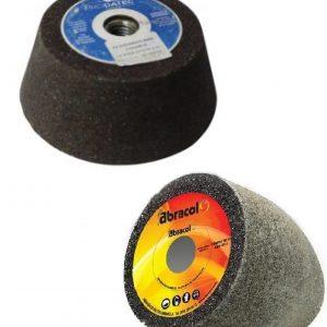 Copas y conos para mármol y concreto